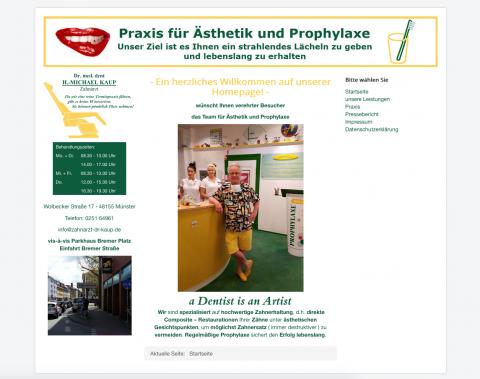 Schnarchtherapie: Endlich wieder ruhig schlafen in Münster