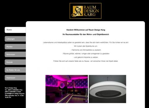 Raum Design Karg - Raumausstatter in Augsburg in Augsburg