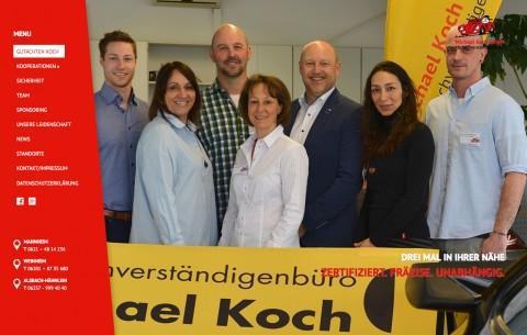 Michael Koch GmbH – Das Kfz-Sachverständigenbüro aus Mannheim in Weinheim