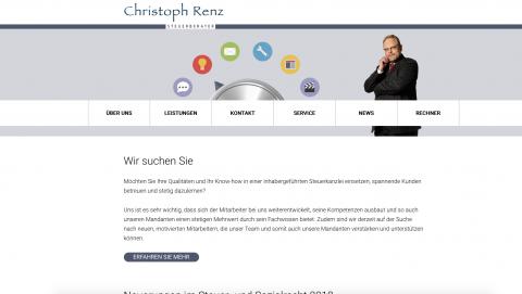 Sorgenfreie Finanzen mit Steuerberater Renz in Dresden  in Dresden