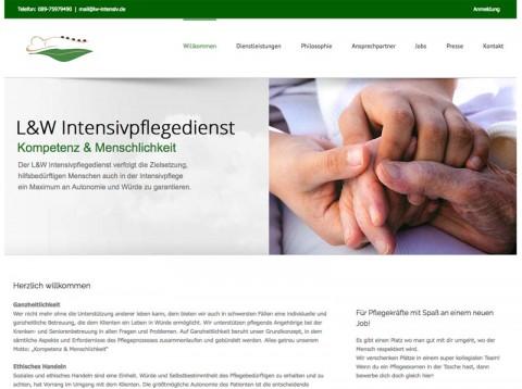 L&W Intensivpflegedienst: ambulante Pflege bei München in Gräfelfing