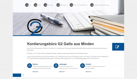 Lohnabrechnungen in Minden: Kontierungsbüro G2 Gallo in Minden