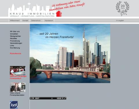 Krauß Immobilien in Frankfurt in Frankfurt/Main