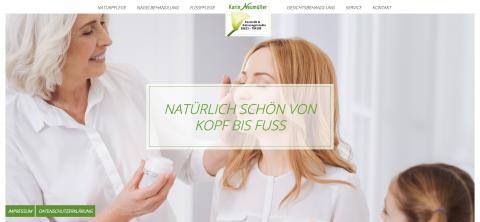 Kosmetik- und Naturnagelstudio Karin Neumüller in Amberg in Amberg