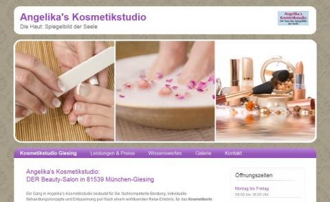 Angelika's Kosmetikstudio in München  in München