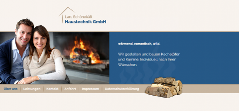 Kachelöfen sparen Heizkosten - Lars Schönekäß Haustechnik GmbH in Braunschweig