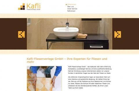 Meisterbetrieb Kafli-Fliesenverlege GmbH  in Eutin