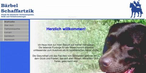 Praxis für klassische Tierhomöopathie in Bad Grund in Bad Grund