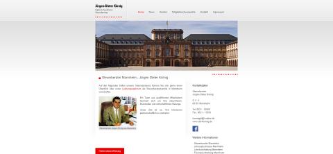 Ihr Partner für Unternehmensnachfolgeberatung: Steuerberatung Körnig in Mannheim in Mannheim