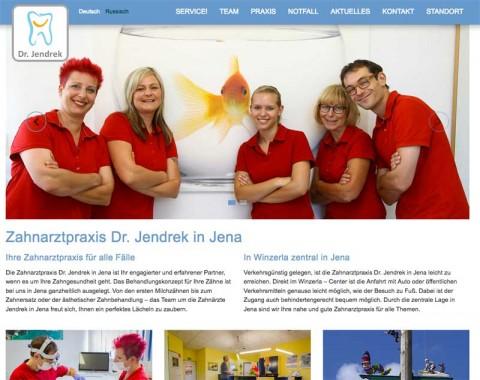Ein langlebiger und gesunder Zahnerhalt – Dr. Jendrek in Jena ist Ihr Ansprechpartner in Jena