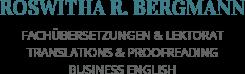 Übersetzung Englisch-Deutsch und Deutsch-Englisch im Raum München | Ottobrunn