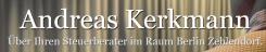 Unternehmensplanung für Ihren Erfolg: Ihr Partner Steuerberater Kerkmann aus Berlin | Berlin