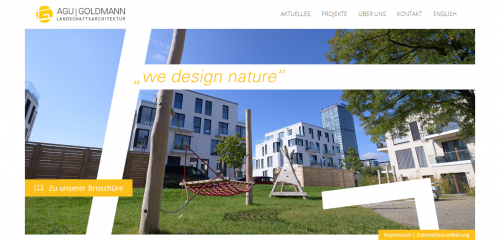 Firmenprofil von: Professionelle Hofumgestaltung von AGU Goldmann Landschaftsarchitektur
