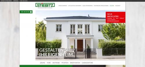 Firmenprofil von: Elektrischer Garagentorantrieb von Stiebitz-Montagen in Berlin