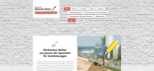 Firmenprofil von: Klinkerbau Wolter: Ihr Profi für den Um- und Ausbau