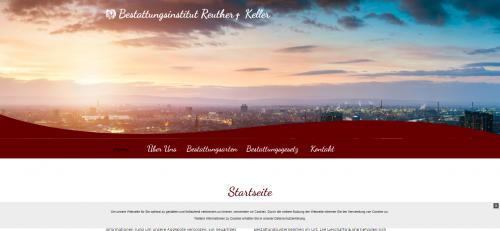 Firmenprofil von: Ihr Bestattungsinstitut in Ludwigshafen am Rhein: Reuther und Keller