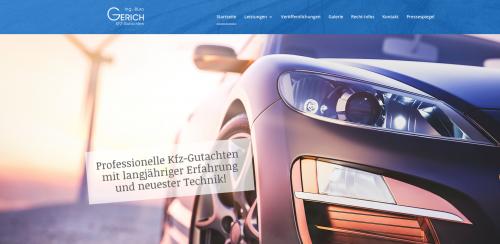 Firmenprofil von: Nach dem Unfall in besten Händen: Kfz-Sachverständiger Bernd Gerich in Wettenberg