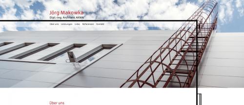 Firmenprofil von: Ihr Partner für individuelle Brandschutzkonzepte: Architekturbüro Makowka