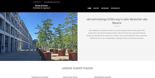 Firmenprofil von: Projektentwicklung first