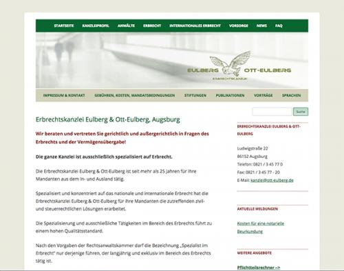 Firmenprofil von: Gutgemeint oder böswillige Schenkung? – Die Rechtsanwälte aus Augsburg beraten zur lebzeitigen Vermögensübertragung