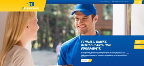 Firmenprofil von: Europaweiter Service für kleine und mittelständische Unternehmen