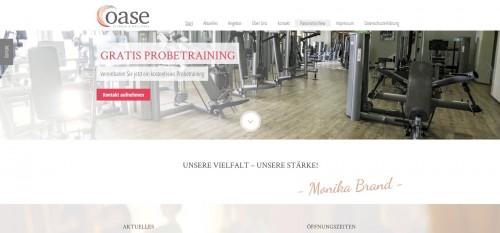 Firmenprofil von: Die Fitness & Wellness OASE in Altlußheim – Erholung auf ganzer Linie