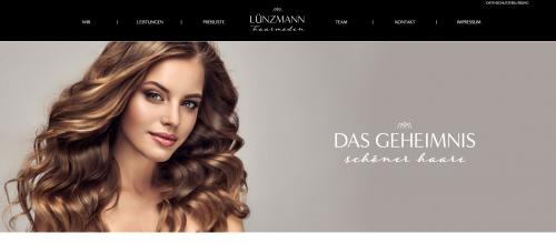 Firmenprofil von: Haare wie von der Sonne geküsst – Haarmoden Lünzmann in Bremen