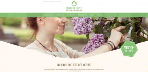 Firmenprofil von: Ein Traum von Garten – Garten- und Landschaftsbau Fritz in Hamburg