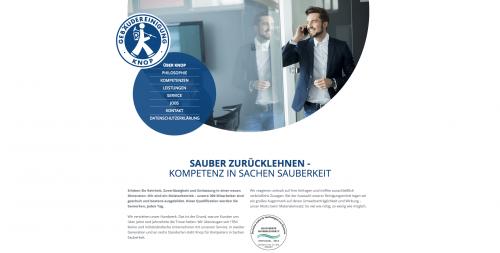 Firmenprofil von: Teppichreinigung für ein gesundes Raumklima in Walsrode: Gebäudereinigung Knop