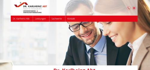 Firmenprofil von: Grenzgängerberatung bei Dr. Karlheinz Abt in Lörrach