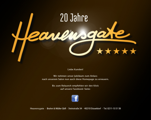 Firmenprofil von: Friseur Heavensgate in Düsseldorf