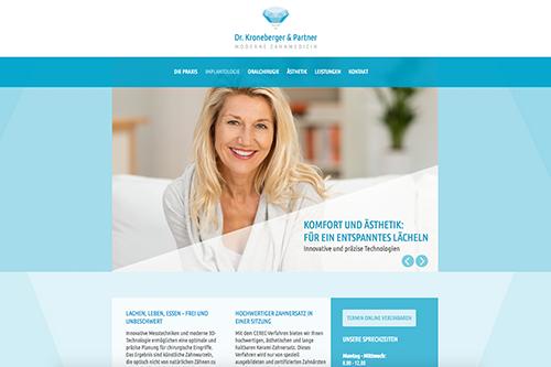 Firmenprofil von: Moderne Oralchirurgie in Offenbach am Main: Praxis Dr. A Kroneberger & Kollegen