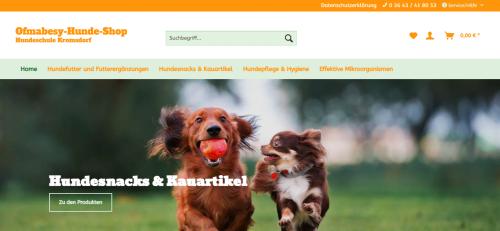 Firmenprofil von: EM für eine gesunde Entwicklung von Hunden, Katzen und Pferde