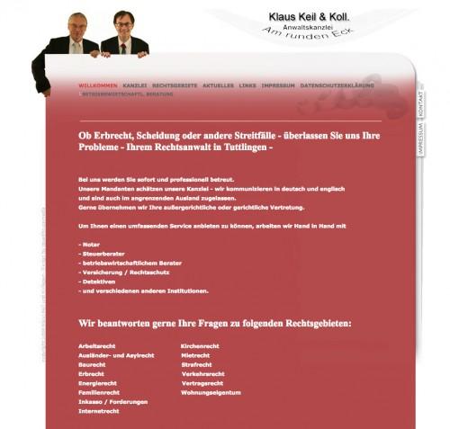 Firmenprofil von: Beratung im Migrations- und Asylrecht - Kanzlei Keil & Kollege in Tuttlingen