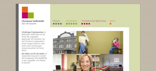 Firmenprofil von: Logopädie hilft bei Schluckstörungen