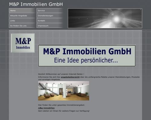 Firmenprofil von: M&P Immobilien GmbH in Euskirchen