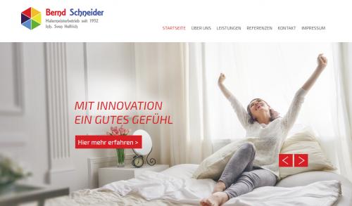 Firmenprofil von: Passgenaue Lösungen mit Trockenbau: Malermeisterbetrieb Bernd Schneider aus Bonn