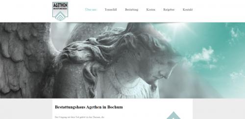 Firmenprofil von: Das Meer als Ruheort bei Seebestattungen vom Bestattungshaus Hans-Martin Agethen