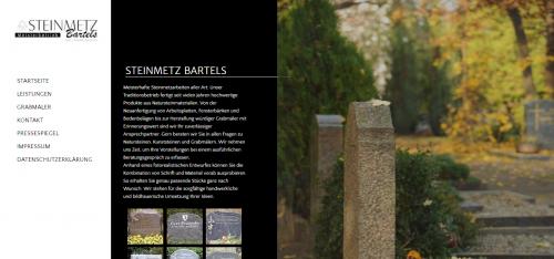Firmenprofil von: Steinmetz Bartels in Stade: Qualität trifft auf Tradition