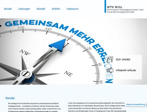 Firmenprofil von: Zusammenarbeit, die sich lohnt: Treuhand von WTH Wilts in Braunschweig