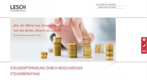 Firmenprofil von: Steuerberatung Lesch in Duisburg: Gute Beratung für die Existenzgründung