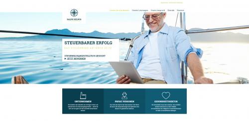 Firmenprofil von: Erfahrener Steuerberater in Naumburg: Steuerberatung Ralph Helwig