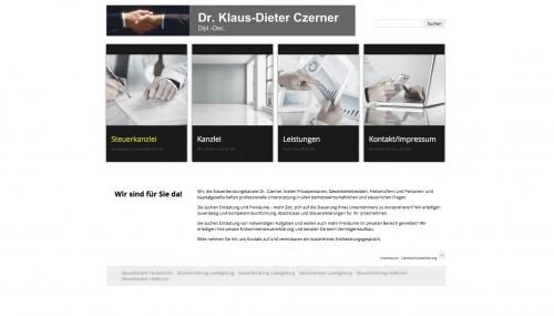Firmenprofil von: Steuerberatungskanzlei Dr. Klaus-Dieter Czerner: Erbschafts- und Schenkungssteuern richtig nutzen