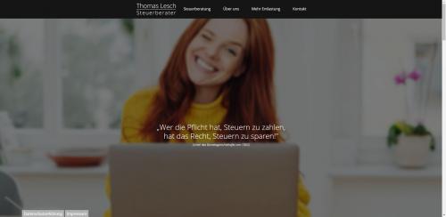 Firmenprofil von: Professionelle Bilanzanalyse bei Steuerberater Thomas Lesch in Duisburg