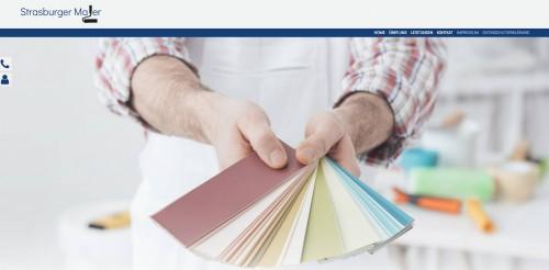 Firmenprofil von: Spachtelarbeiten lieber vom Profi machen lassen: Strasburger Maler UG