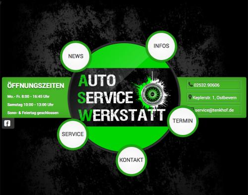 Firmenprofil von: Autoservice Werkstatt Tenkhof in Ostbevern