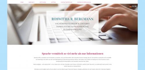 Firmenprofil von: Übersetzung Englisch-Deutsch und Deutsch-Englisch im Raum München