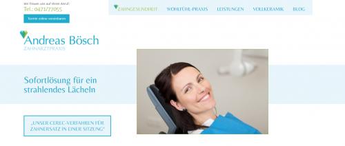 Firmenprofil von: Zahnarzt Andreas Bösch in Bremerhaven