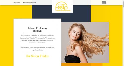 Firmenprofil von: Wohltuende Kosmetikbehandlungen von Salon Frisko in Rostock