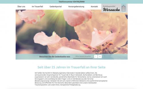 Firmenprofil von: Einfühlsame Bestatter in Arnstein